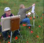 May 20-27 – Third International Outdoor Painting Session in Bilyelin-Brodac ,2012